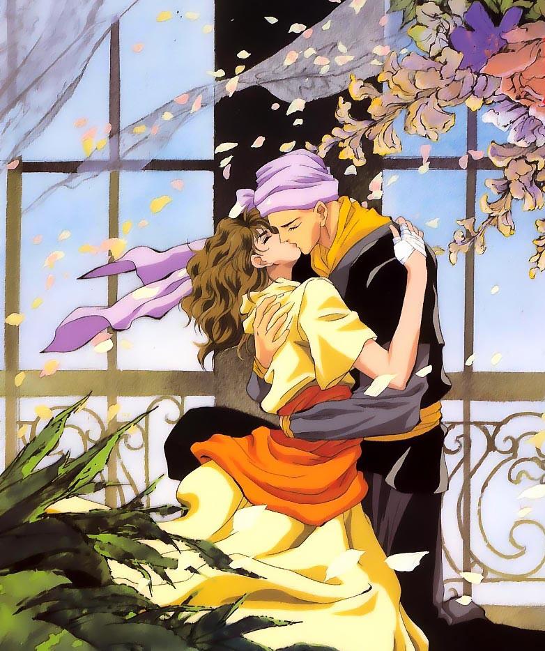 mangas amour