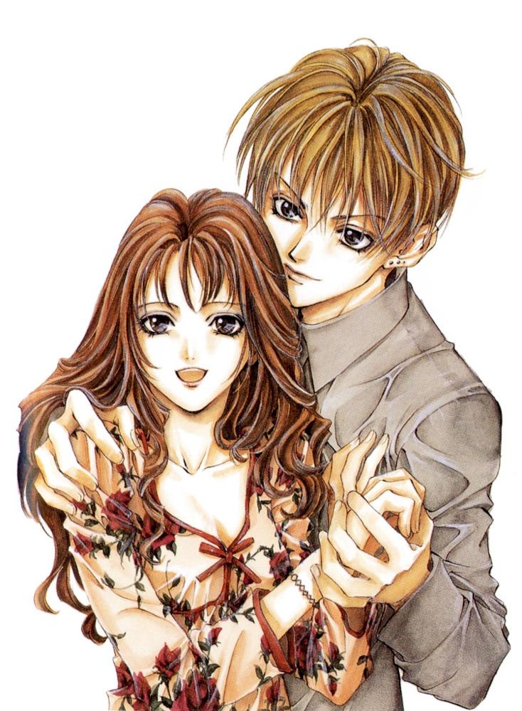 Image mangas amour - Dessin manga image ...